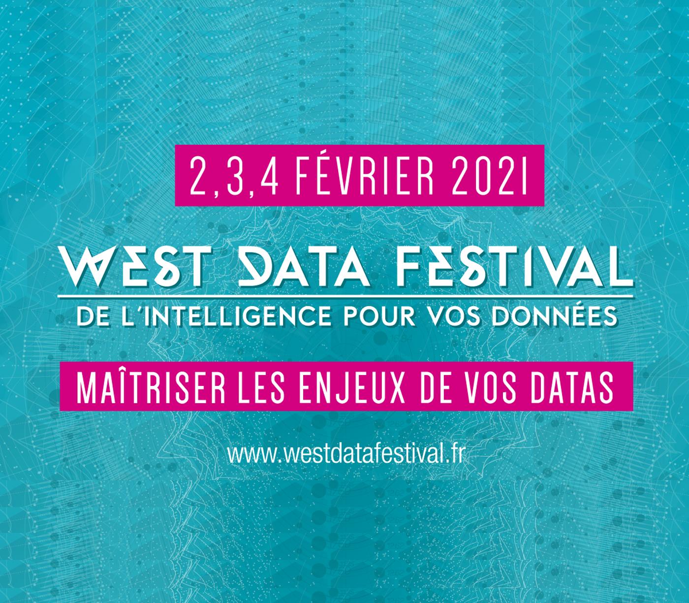 WEST DATA FESTIVAL 2021 : DATA & LES ENERGIES DANS LE BATIMENT