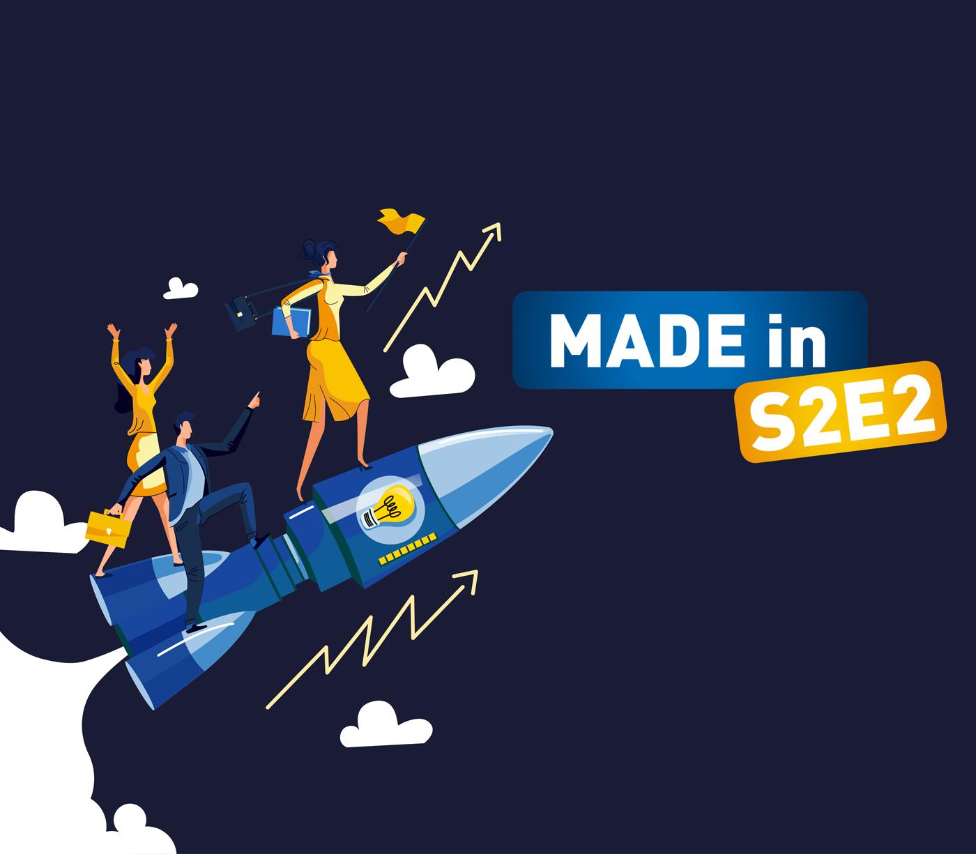 Made in S2E2 – première partie