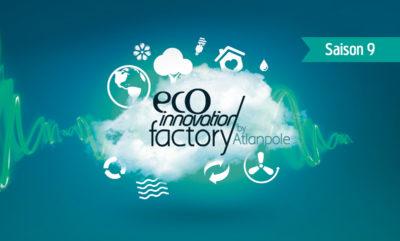 Eco Innovation Factory, saison 9 | Candidatez jusqu'au 18 juin !