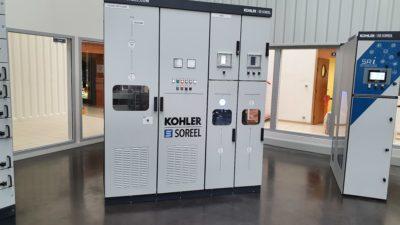 Visite de KOHLER-SOREEL