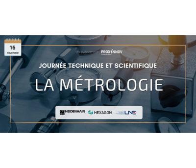Journée technique et scientifique MÉTROLOGIE